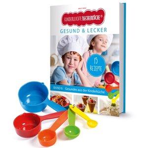 Kinderleichte Becherküche Gesund 6tlg