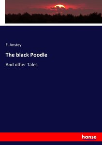 The black Poodle