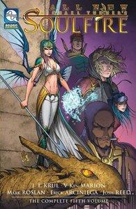 Michael Turner\'s Soulfire Volume 5: Pandemonium