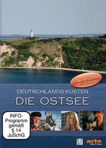 Deutschlands Küsten: Die Ostsee, 2 DVDs