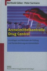 Arzneimittelkontrolle - Drug Control