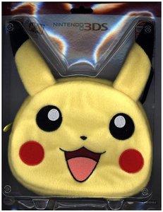 Pokemon Pikachu Plüschtasche (3DS XL, 2DS)