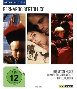 Bernardo Bertolucci. Arthaus Close-Up