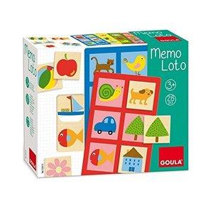 Memo-Lotto, 28-teilig