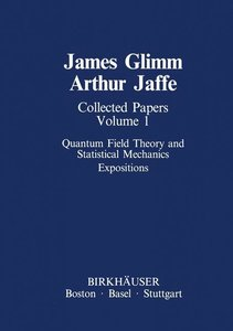 Collected Papers Vol.1: Quantum Field Theory and Statistical Mec