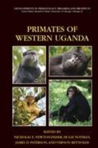 Primates of Western Uganda