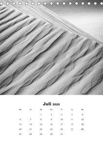 Wüstensand - Wahiba Sands (Tischkalender 2020 DIN A5 hoch)
