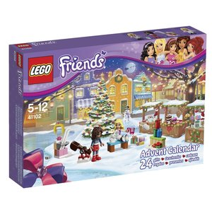 LEGO 41102 - Friends Adventskalender 2015
