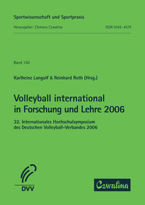 Volleyball international in Forschung und Lehre 2006