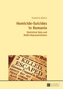 Homicide-Suicides in Romania