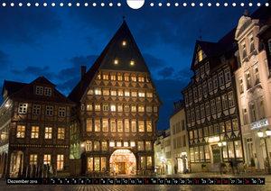Hildesheimer Ansichten (Wandkalender 2019 DIN A4 quer)