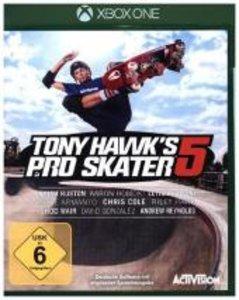 Tony Hawk\'s Pro Skater 5