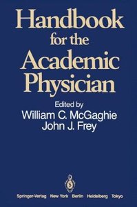 Handbook for the Academic Physician