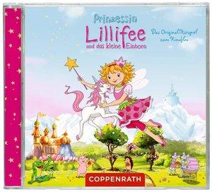 CD: Prinzessin Lillifee und das kleine Einhorn