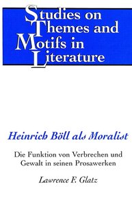 Heinrich Böll als Moralist