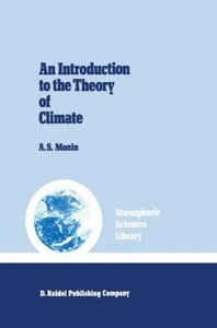 An Introduction to the Theory of Climate
