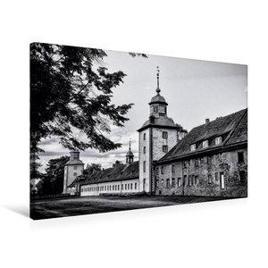 Premium Textil-Leinwand 75 cm x 50 cm quer Westseite