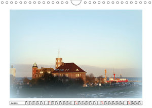 Nordseefeeling - Cuxhaven (Wandkalender 2019 DIN A4 quer)