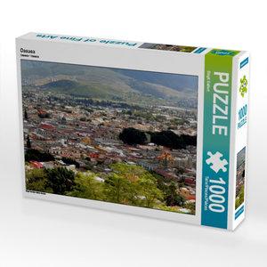 Oaxaca 1000 Teile Puzzle quer