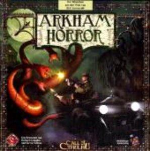 Heidelberger Spieleverlag HE105 - Arkham Horror, deutsche Ausgab
