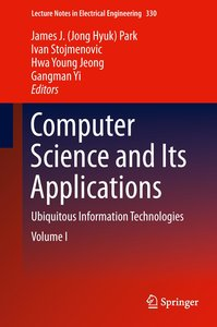 Computer Science and its Applications - 2 Bände