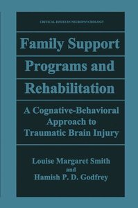 Family Support Programs and Rehabilitation