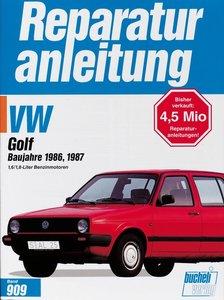 VW Golf C / CL / GL / GTi / GTi 16V