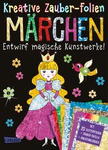 Kreative Zauber-Folien: Märchen: Set mit 10 Zaubertafeln, Folien
