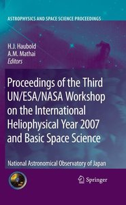Proceedings of the Third UN/ESA/NASA Workshop on the Internation