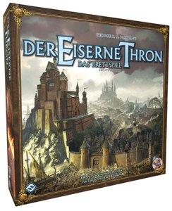Heidelberger Spieleverlag HE416 - Eiserne Thron, 2. Edition