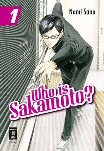 Who is Sakamoto? 01