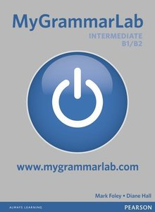 MyGrammarLab Intermediate without Key and MyLab Pack
