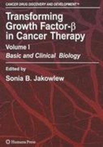 Transforming Growth Factor-Beta in Cancer Therapy, Volume I