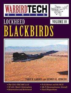 Lockheed Blackbirds - Warbirdtech Volume 10
