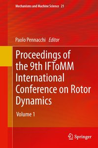 Proceedings of the 9th IFToMM International Conference on Rotor