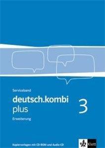 deutsch.kombi plus 3. Serviceband - erweiterte Ausgabe. Kopiervo