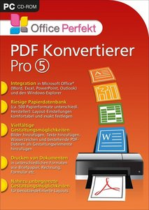 Office Perfect - PDF Konvertierer Pro 5
