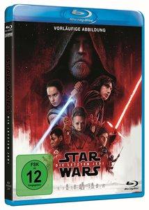Star Wars: Episode 8-Die letzten Jedi