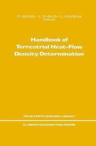 Handbook of Terrestrial Heat-Flow Density Determination