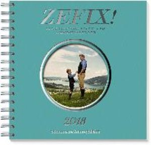Zefix Tischkalender 2018