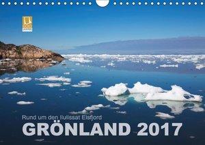 Rund um den Ilulissat Eisfjord - GRÖNLAND 2017
