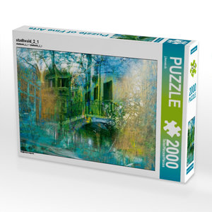 stadtwald_2_1 2000 Teile Puzzle quer