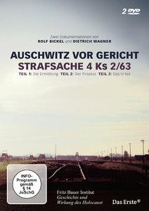 Auschwitz vor Gericht / Strafsache 4 Ks 2/63