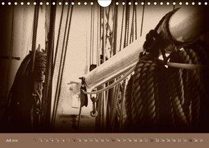 Alte Zeiten auf See