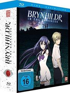 Brynhildr in the Darkness - Blu-ray 1 + Sammelschuber