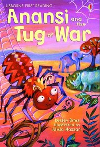 Anansi & The Tug of War