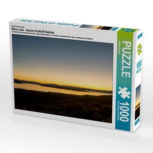 Ein Motiv aus dem Kalender Mono Lake - bizarre Kalktuff-Gebilde