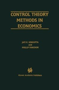 Control Theory Methods in Economics