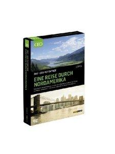 Eine Reise durch Nordamerika, 2 DVDs