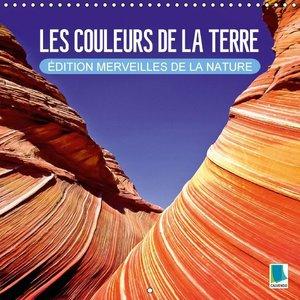 Les couleurs de la terre - Édition Merveilles de la Nature (Cale